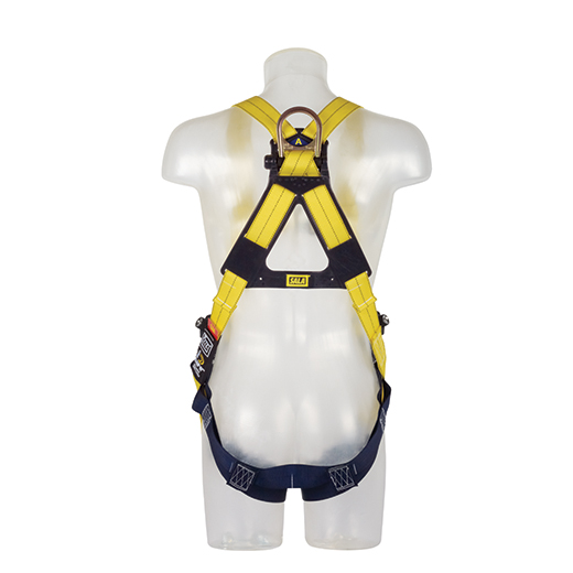 Front Connect Harness : M dbi sala delta harness front rear attachment point