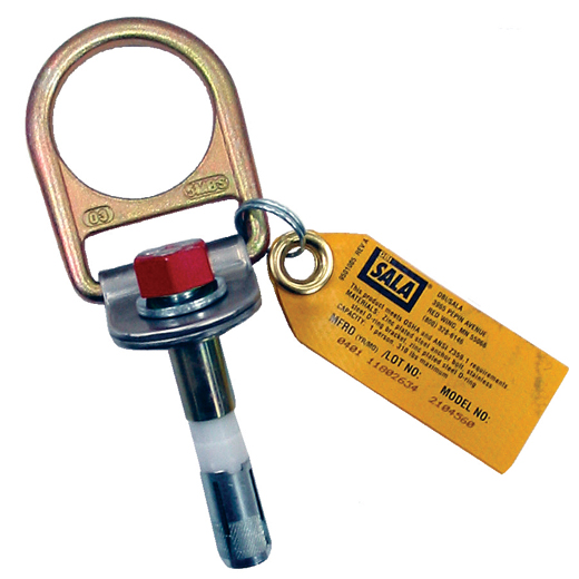 Dbi Sala Concrete D Ring Assembley With 6 Bolts Css Worksafe